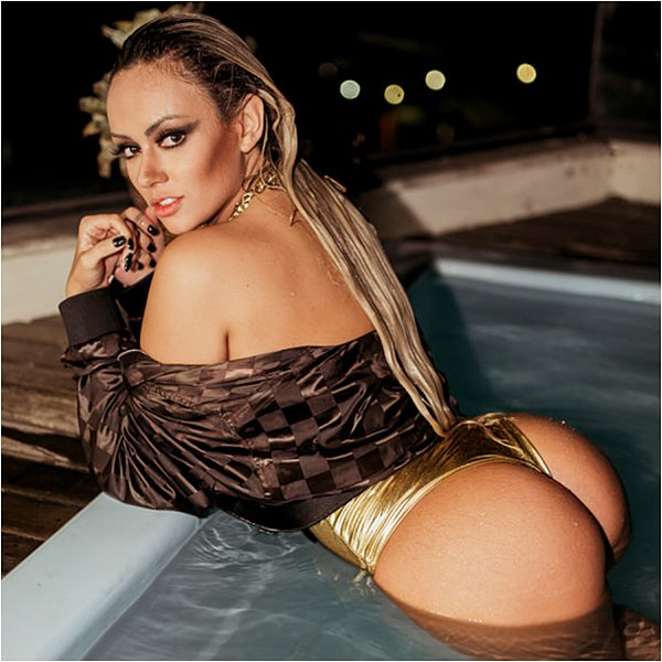 musa gaucha Liziane Soares