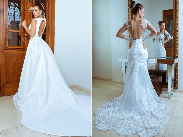 Vestido de Noiva Wendy Tavares