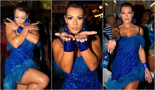 Wendy Tavares Musa do Carnaval 2019