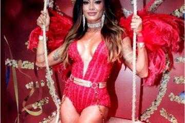 Fotos Aline Riscado Carnaval 2019 Rio de Janeiro