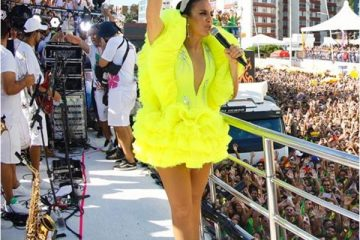 Ivete Sangalo Carnaval 2019 Salvador