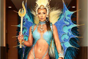 Wendy Tavares Musas do Carnaval Rainha de Bateria