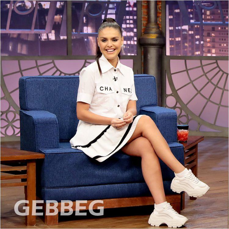 Atriz Paloma Bernardi SBT - Gebbeg