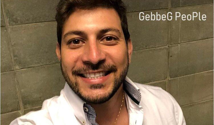 Caio Afiune no BBB21 Big Brother Brasil