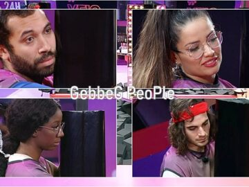 Camilla Fiuk Gil e Juliette no Top 4 BBB21 Big Brother Brasil