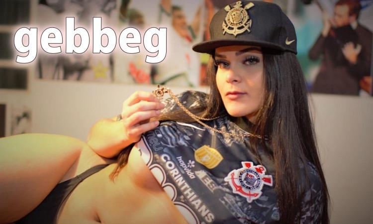 Foto Carol Candelária - Musa do Corinthians - Gebbeg Musas Brasileiras