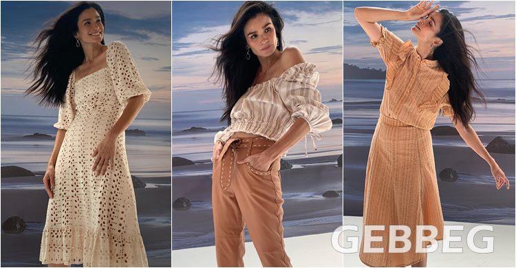Top Model Carol Ribeiro - Moda Feminina Verão 2021