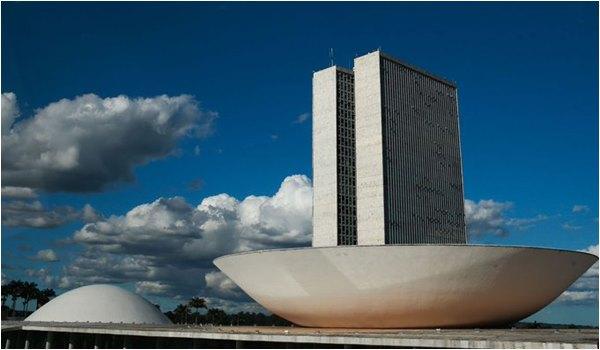 Congresso Nacional Brasilia Senado e Camara de Deputados