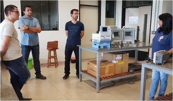 Coronavirus no Brasil UFSCar conserta respiradores SAMU