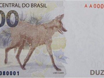 Banco Central do Brasil - Cédula de 200 Reais