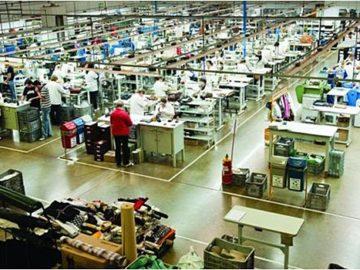 Fábrica de Calçados - Indústria de Calçados - Setor Calçadista