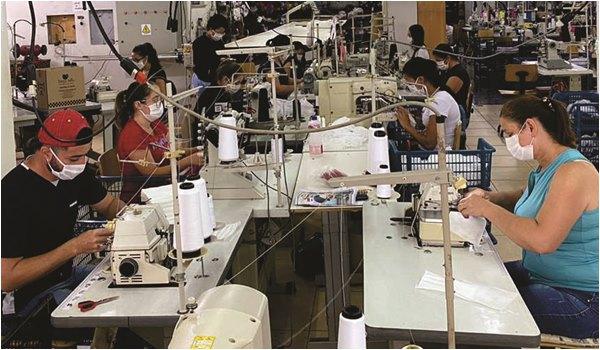 Fabrica de Lingerie OuseUse Juruaia CoronaVirus