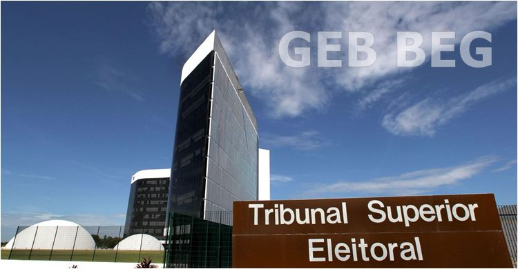 Gebbeg Tribunal Superior Eleitoral TSE