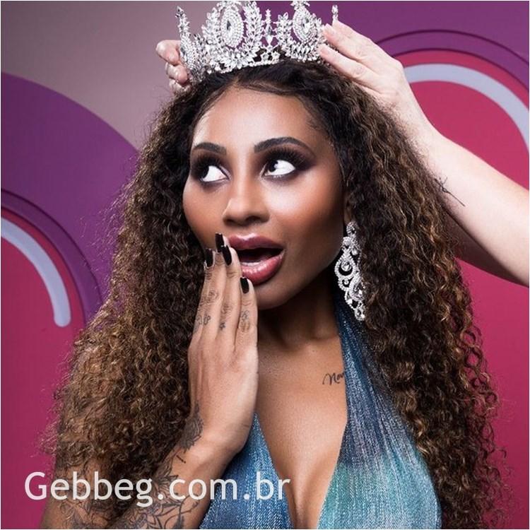 Ísis Lyon Musa do Carnaval de 2022 Unidos da Vila Maria - gebbeg.com.br