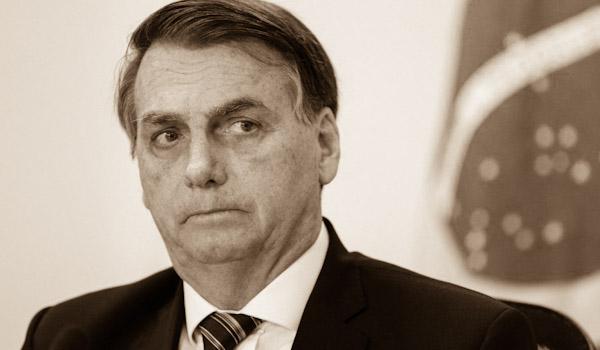 Jair Bolsonaro um presidente em conflito no Brasil