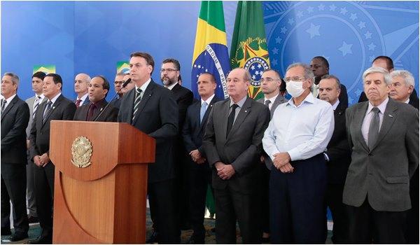 Jair Bolsonaro Governo Federal Ministros