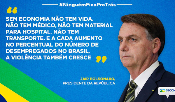 Jair Bolsonaro Messias da Morte