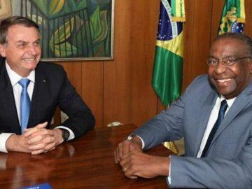 Jair Bolsonaro e Carlos Decotelli