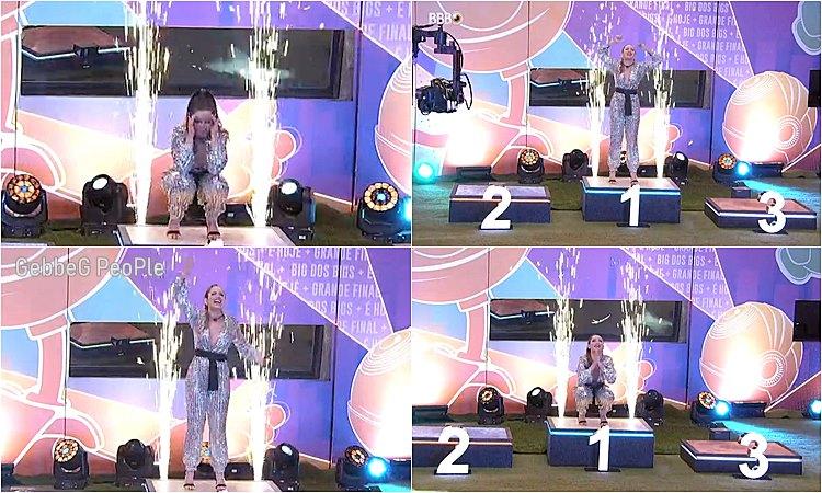 Juliette Freire campeã do BBB21 - Big Brother Brasil - gebbeg.com.br