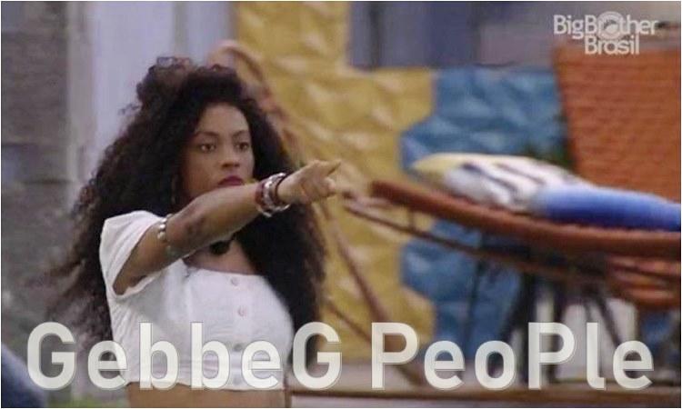 Lumena eliminada do BBB 21 - Big Brother Brasil - gebbeg.com.br