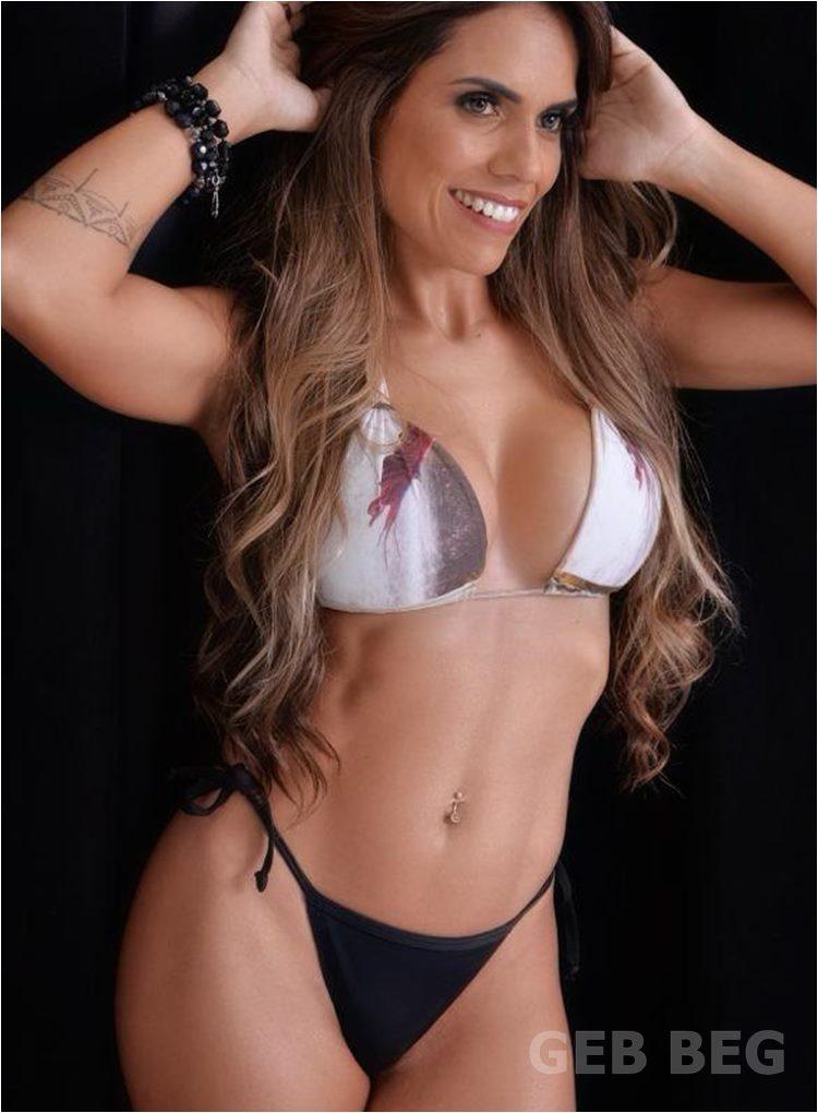 Musas do Brasileirão - Amanda Vaccari - Musa do Atlético-MG