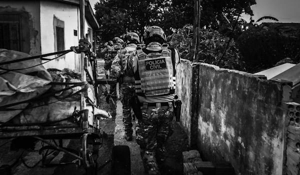 Operação da Polícia Civil do RS