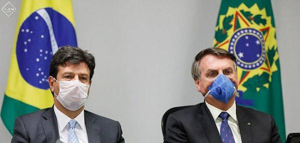 Mandetta x Bolsonaro um duelo no governo  federal