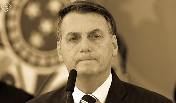 Jair Bolsonaro presidente do Brasil