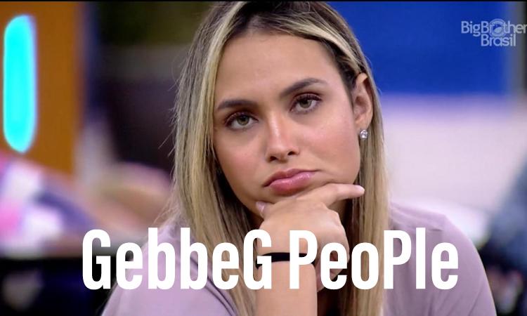 """BBB 21 : Sarah Andrade de favorita a rejeitada após declarar """"gostar de Bolsonaro"""""""