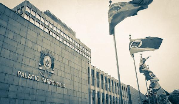 Palácio Farroupilha - Assembleia Legislativa do Rio Grande do Sul