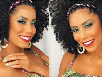 Paula Santos - Bailarina do Faustão - Musa do Verão - Gebbeg People