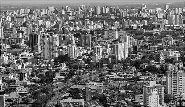 Porto Alegre Rio Grande do Sul Capital Gaúcha