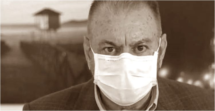 Prefeito de Itajai SC - Volnei Morastoni MDB sugere ozônio via retal