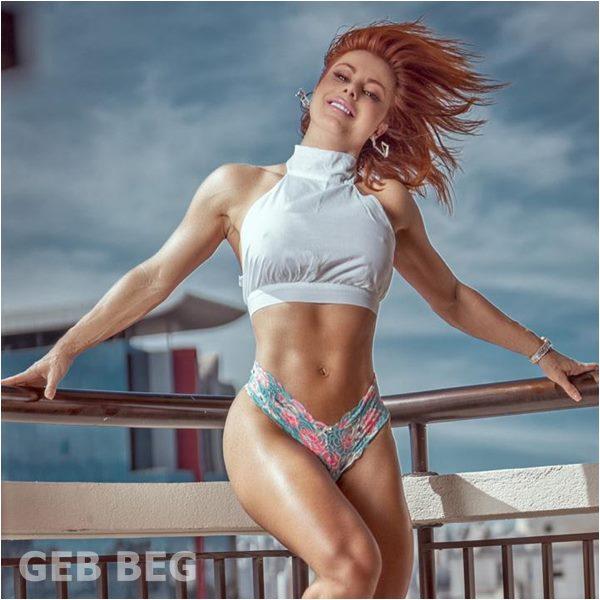 Sexy Deborah Albuquerque Foto Sensual