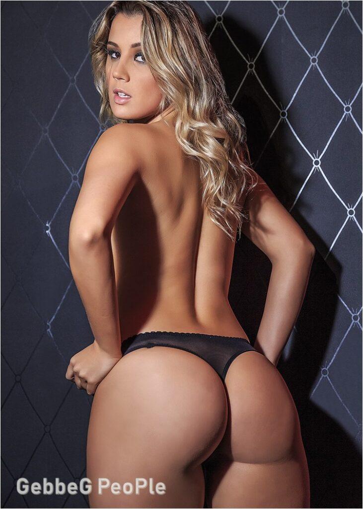 Vanessa Vailati - ensaio sensual - gebbeg.com.br