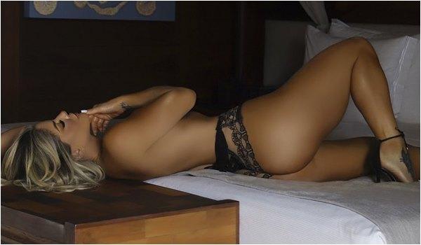Gebbeg +18 : fotos sensuais de Viviane Bordin
