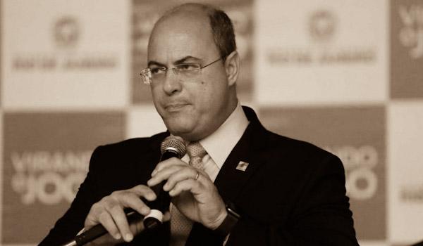 Wilson Witzel - Governador do Rio de Janeiro