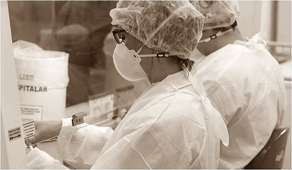 Coronavírus no Brasil e no Mundo