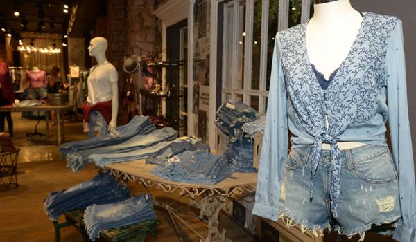 loja de roupas loja de moda feminina